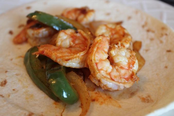 ShrimpFajitas