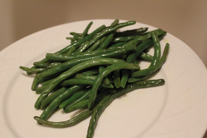GingerGreenBeans